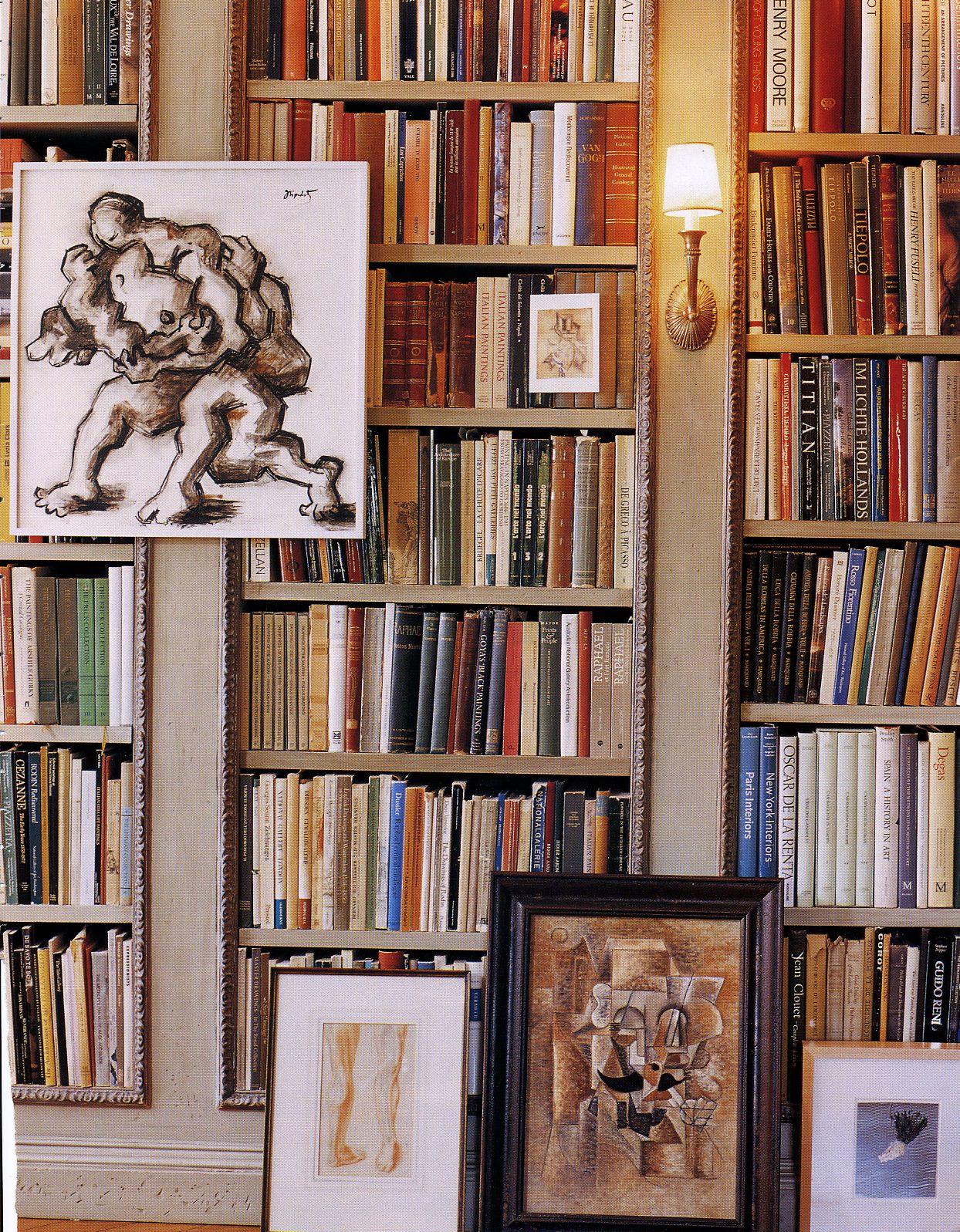 Bookshelf Detail