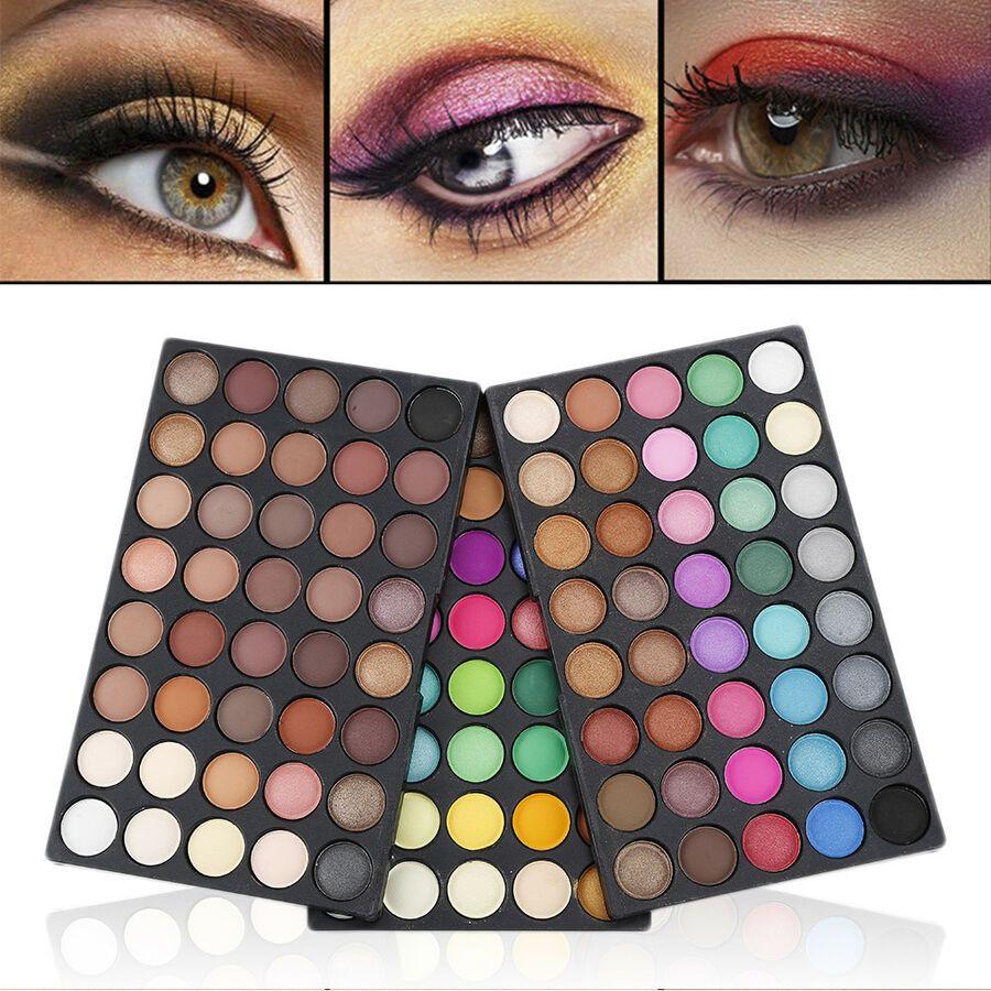 Popfeel 120 Matte Colors Eyeshadow Eye Shadow Palette