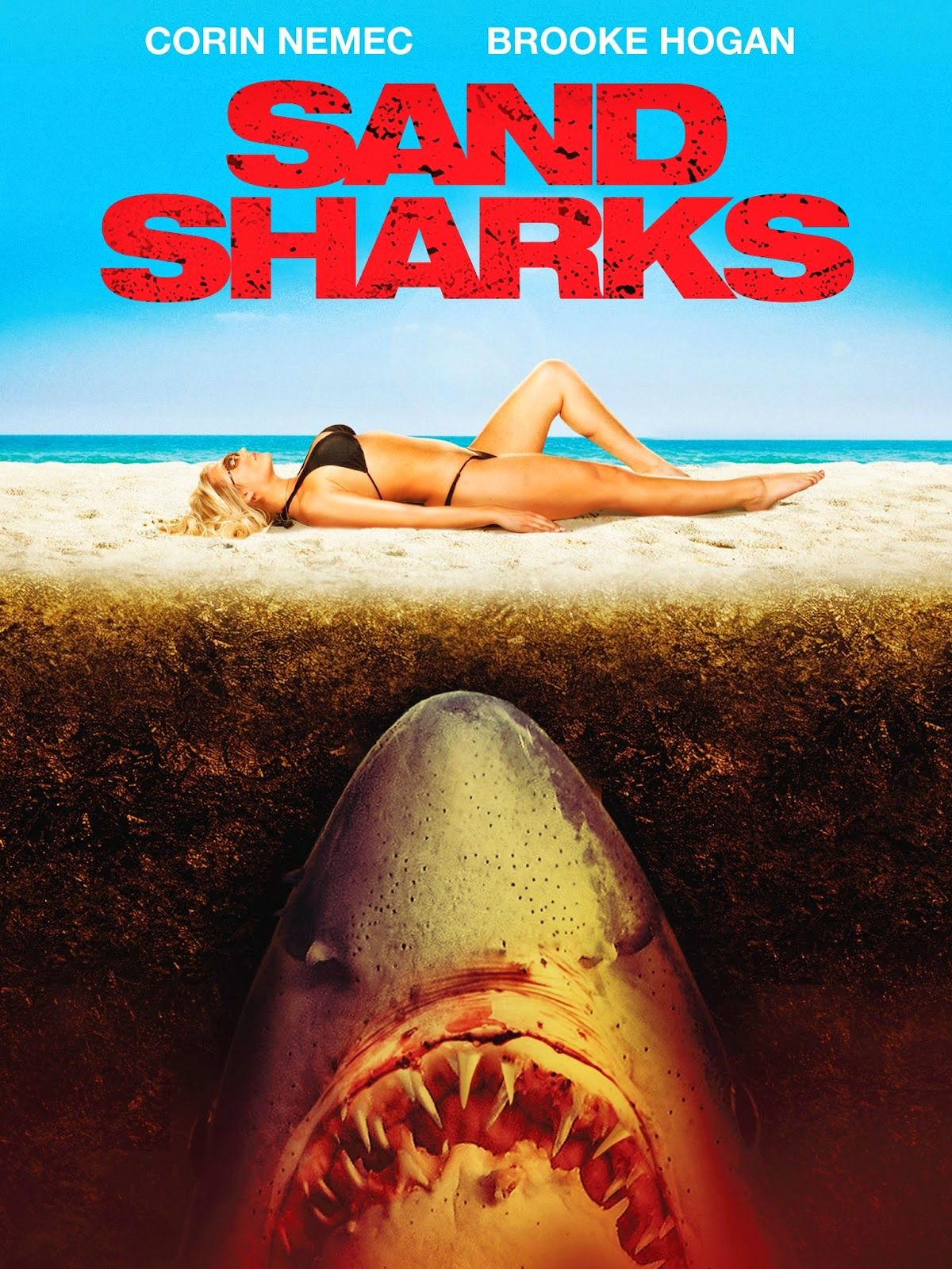 swamp shark (2011) hindi dubbed