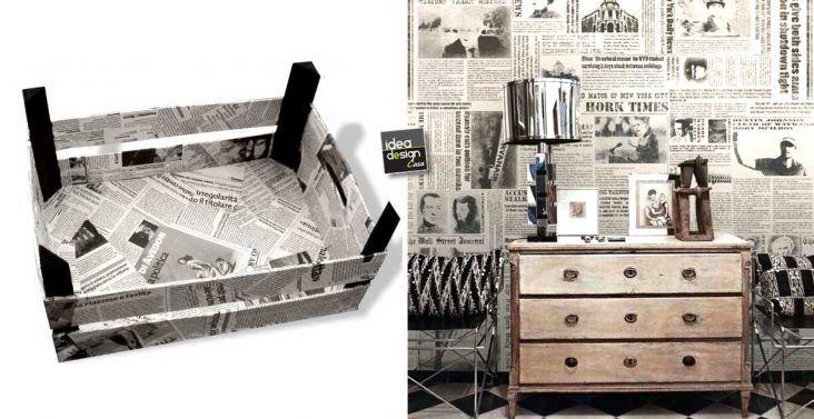 Sedie salvaspazio ~ Riciclo creativo sedie una seconda vita per la vecchia sedia