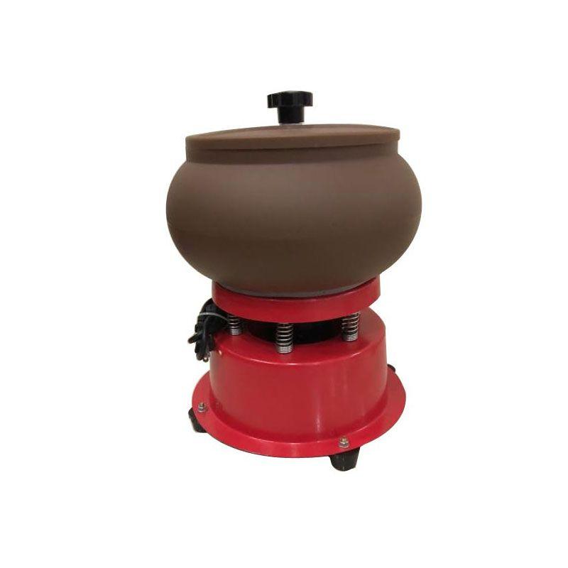 8 vibratory tumbler capacity approx 25 kg drum