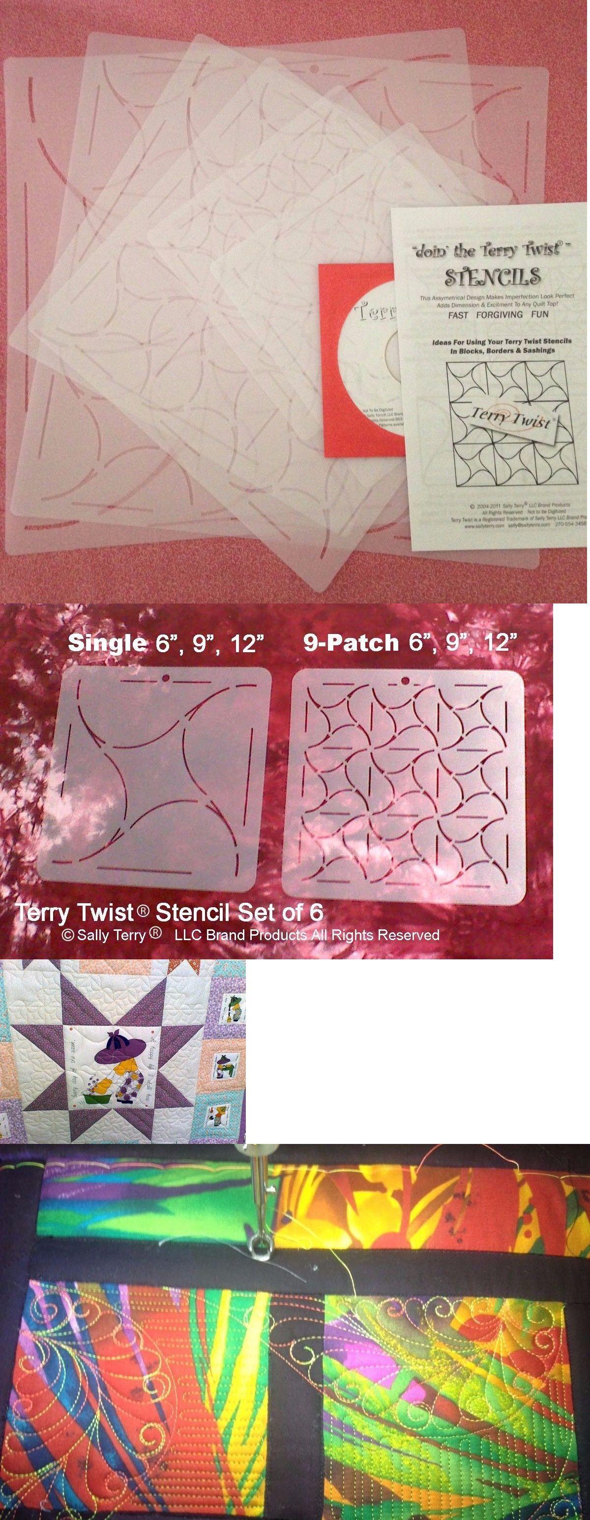 quilt templates and stencils 116680 machine quilting stencil set of