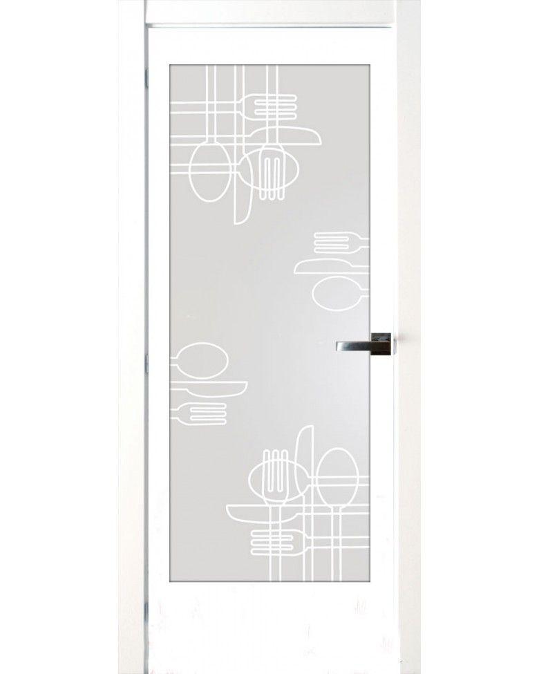 Vinilo translucido para puertas de cocina 1 cocina - Vinilos puertas cocina ...