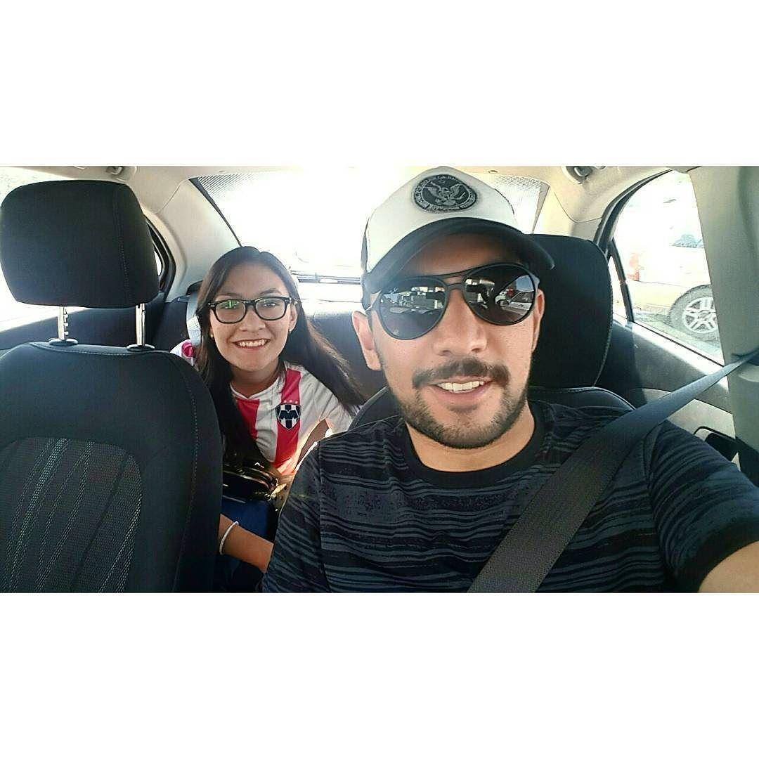 Con la hermanita  #selfie