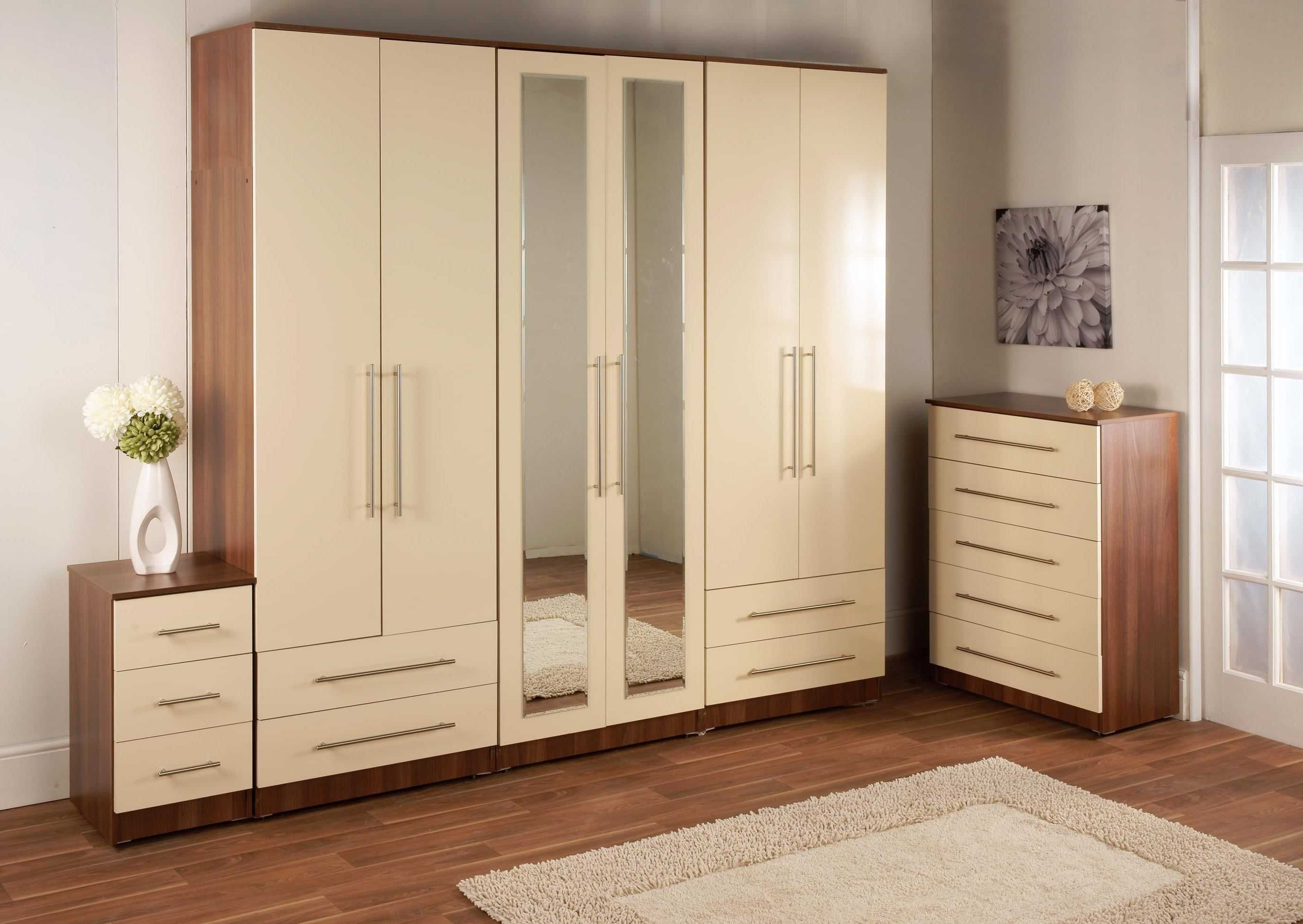 Luxury Wardrobe Designs For Master Bedroom Indian