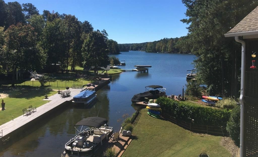 254 Lakeside Drive Waleska Ga 30183 Mls 6090948 Path Post Real Estate Sunset Cruise Lakeside Covered Decks