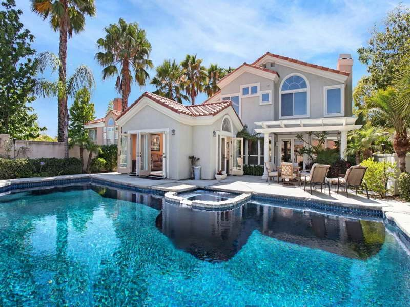 Pictures of Big Beautiful Houses with the pool | Houses ...