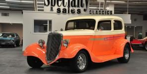 Stock # 30741 ..... 1934 Ford Model 40 2 Door Coupe