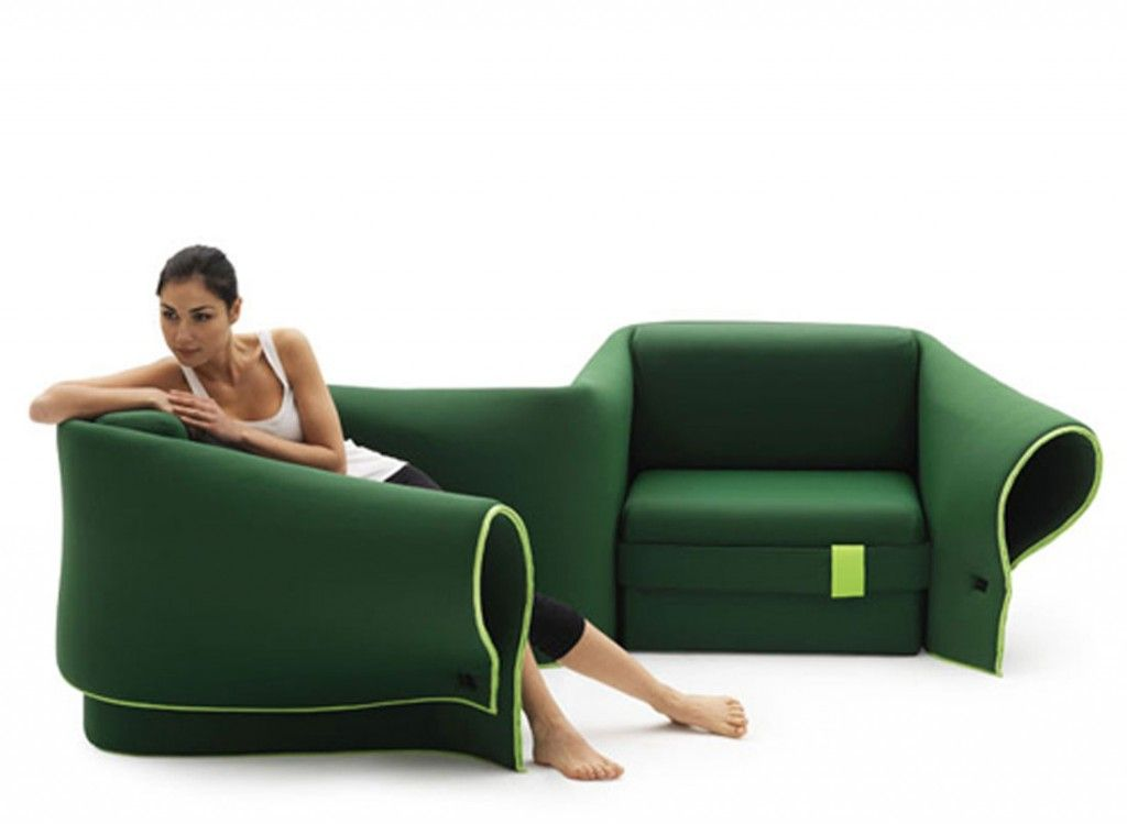Great Sosia Sofa, A Multi Transformation Sofa By Campeggi Design