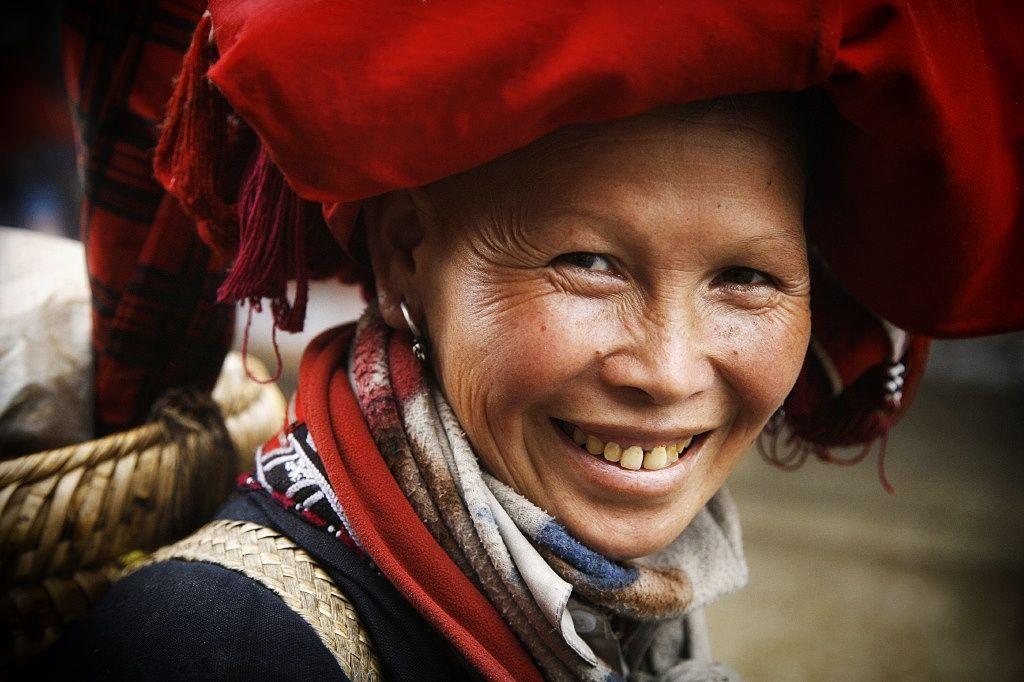 Sapa Smile, Vietnam by Gerald Gay