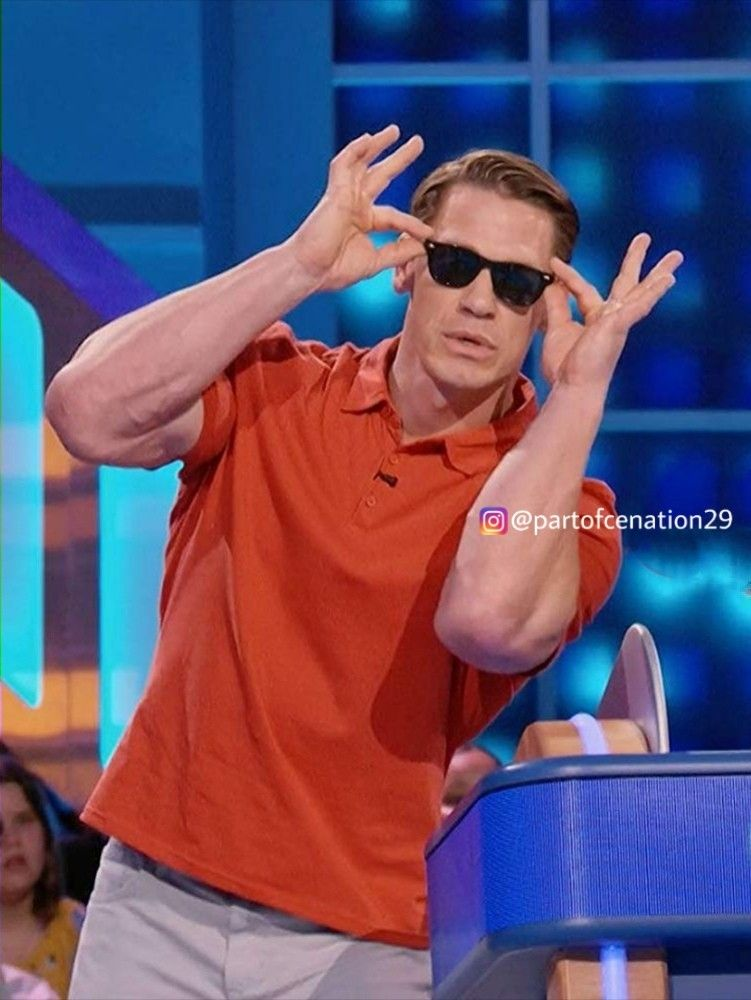 Pin by deep xettri on evolution of john cena funny