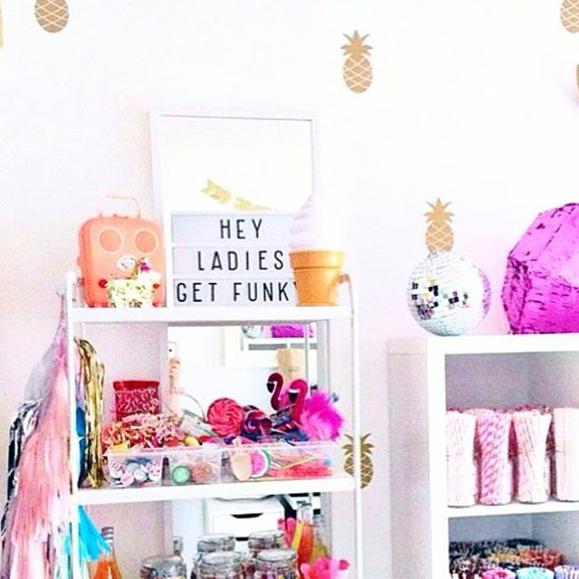 Get funky today! Love this post with some of our lovely stuff by @dixieandtwine! #icecreamlight #lightboxes