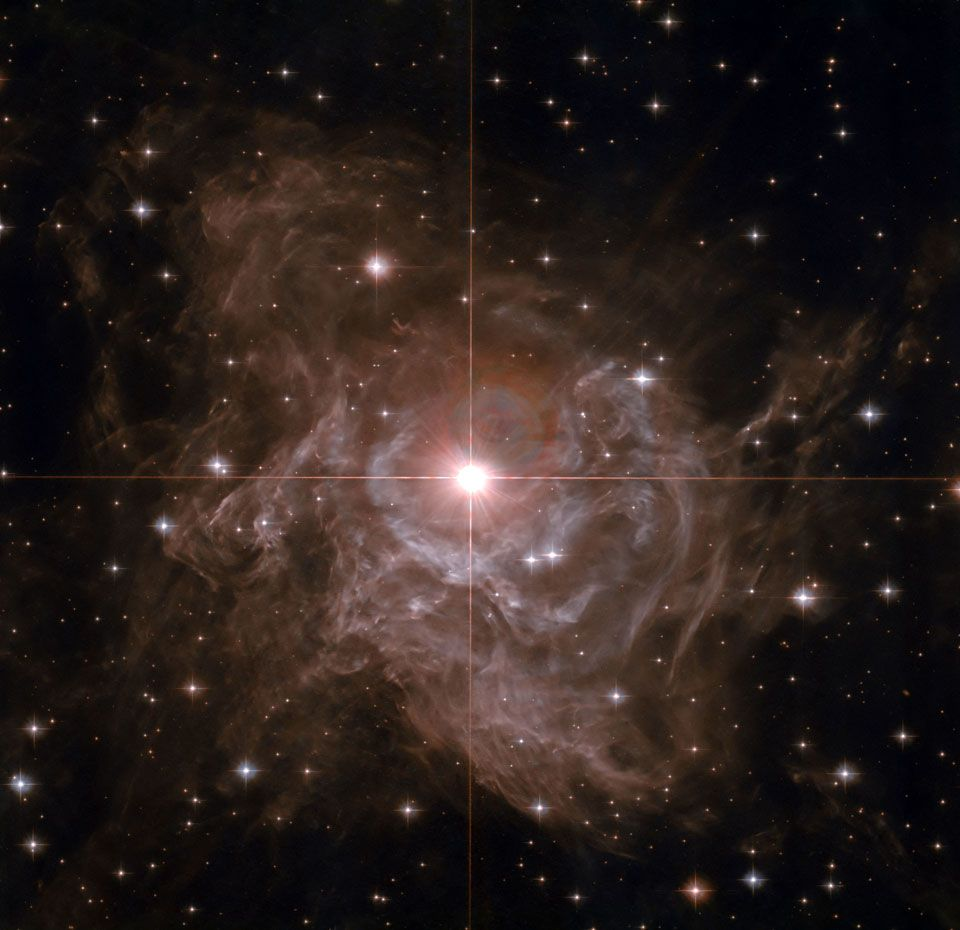 Nearby Cepheid Variable Rs Pup Image Credit Hubble Legacy Archive Nasa Esa Processing Stephen Byrne Astronomy Pictures Astronomy Hubble Space