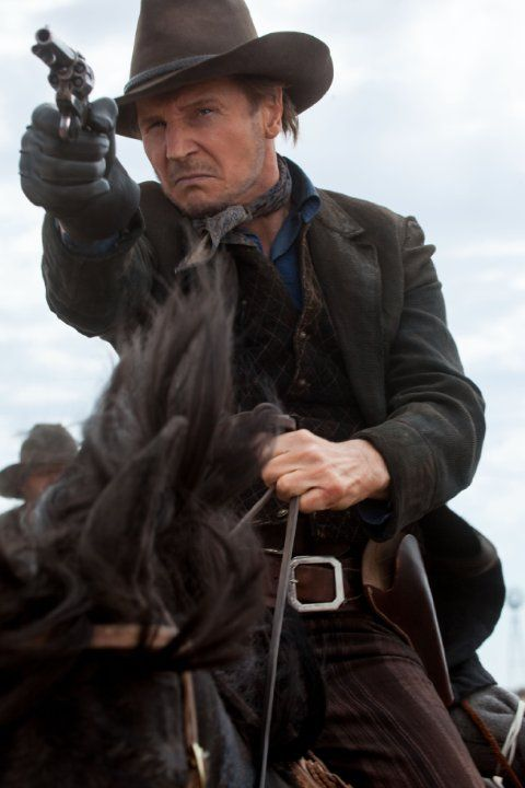 A Million Ways To Die In The West Stream Still Of Liam Neeson In A Million Ways To Die In The West 2014 Liam Neeson Movie Stars Liam Neeson Movies