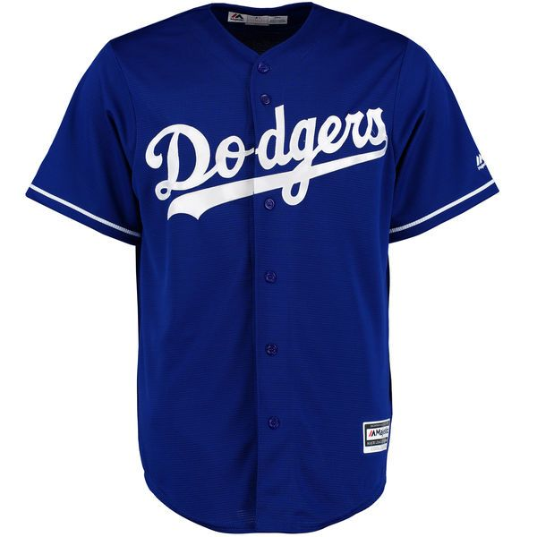 755ee3f30aa Los Angeles Dodgers Majestic Official Cool Base Alternate Jersey - Royal