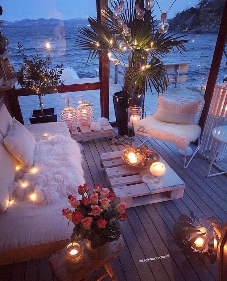 Photo of Holen Sie sich mit diesem Bohème-Tipp Ihre ganz eigene Romantikzone. Die Strandstimmung d …, #beach…
