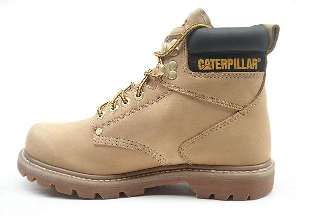 32ef5efed13f0 Bota Caterpillar Second Shift Mel