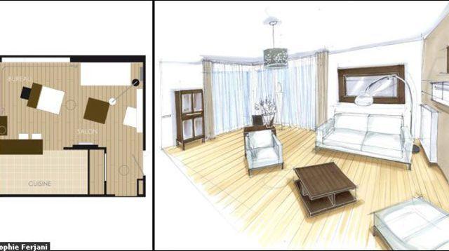 Petit espace  salon ou salle à manger ? Salons