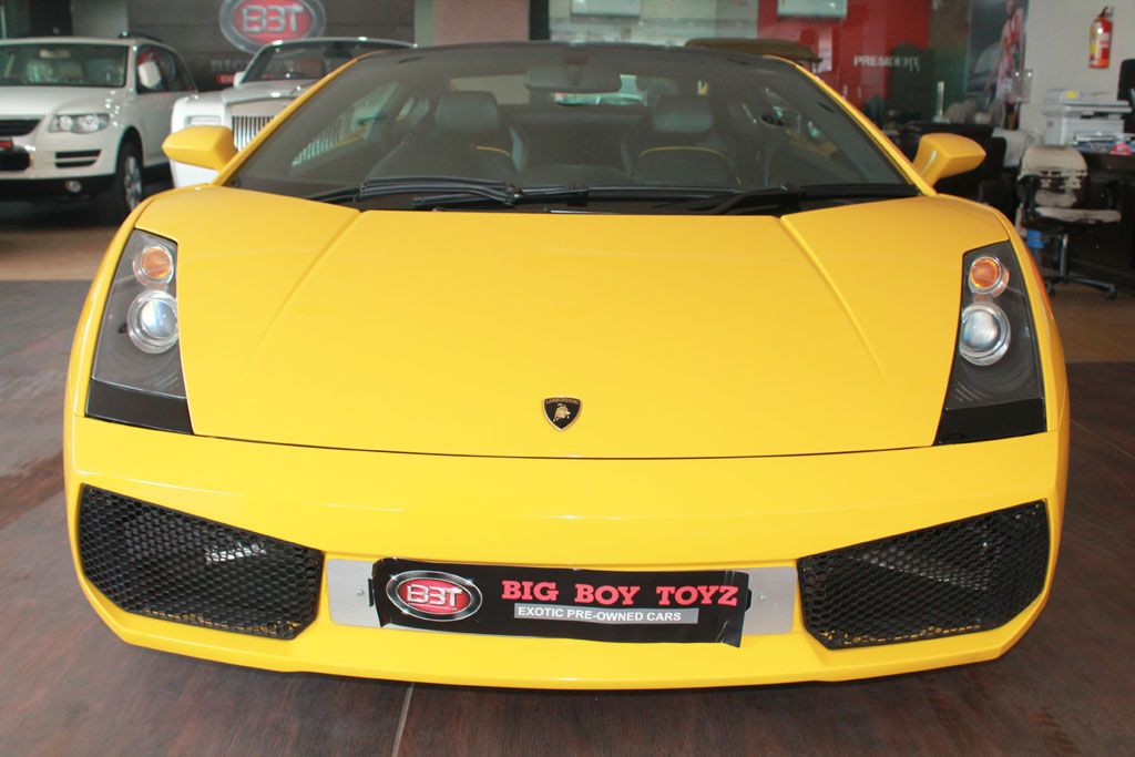 delhi huracan bbt owned cars used in lamborghini price orange pre lp india murci lago