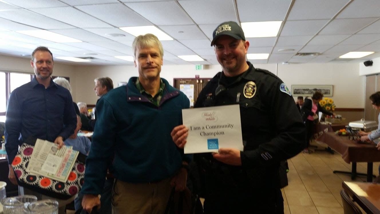 Pin by Longmont Meals on Wheels on Community Champions