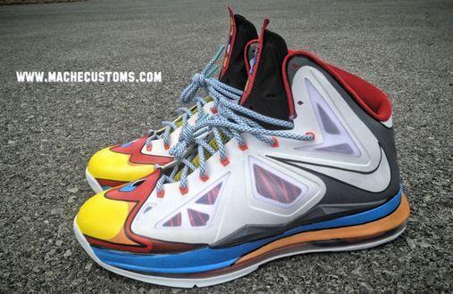 promo code d87b6 4f264 Nike LeBron 10