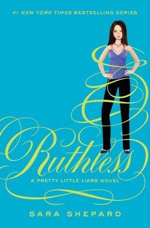 Pretty little liars book stunning