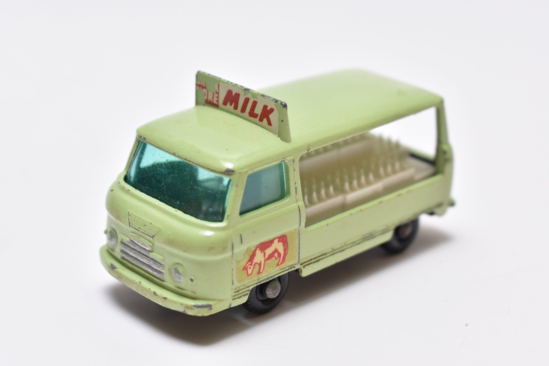 Matchbox Lesney No. 21 Commer Milk Bottle Truck 1960's