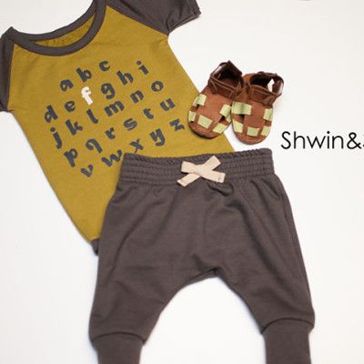 How to make a Raglan Onesie || DIY Modern Baby Clothes | Baby ...