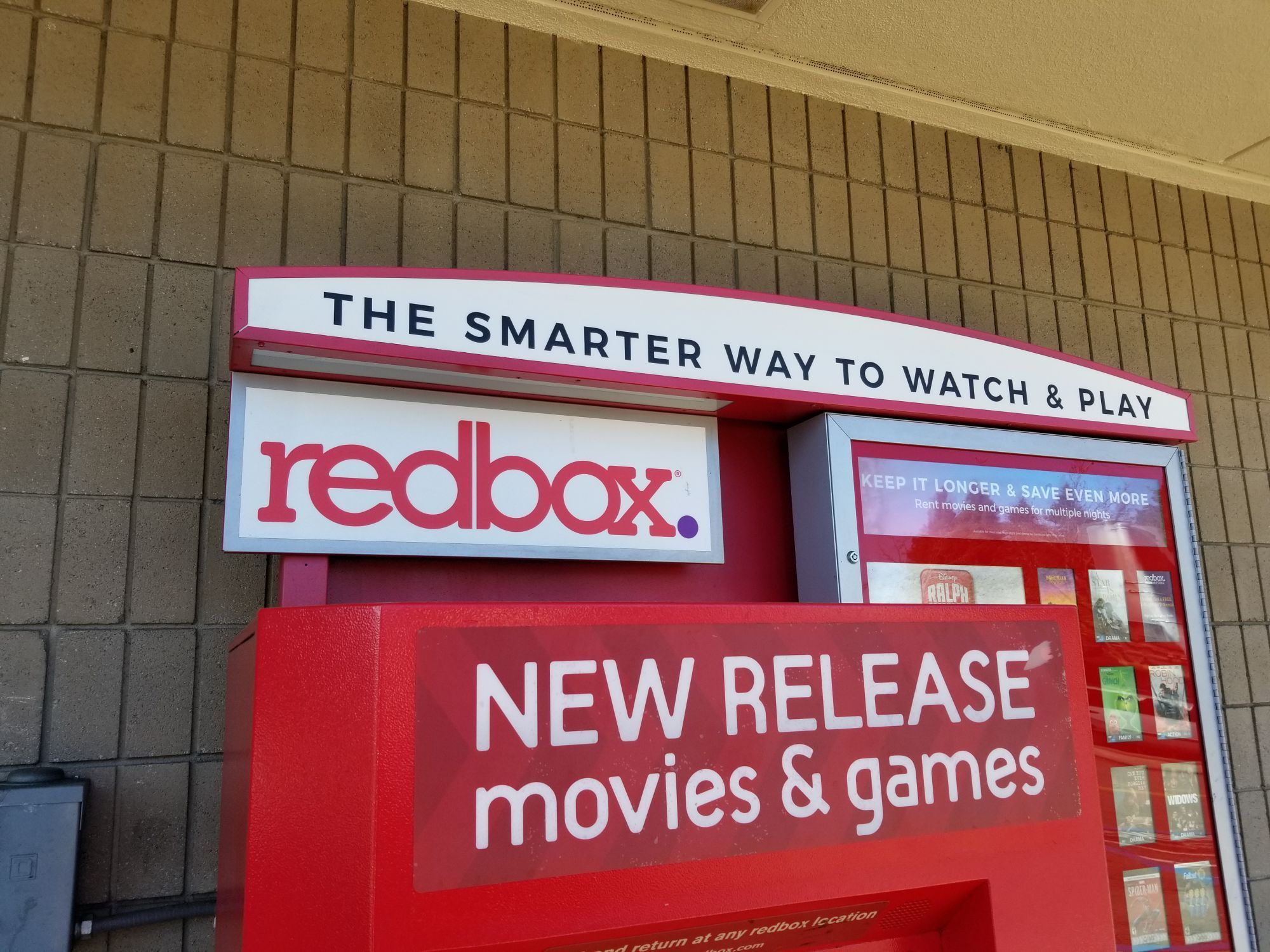 Redbox is selling off its video games at major discounts