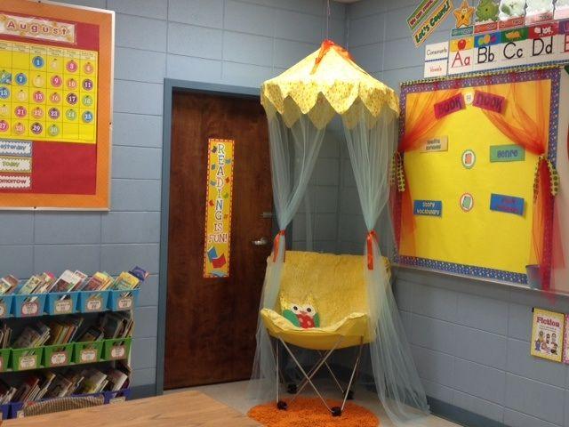 Classroom Layout Ideas Ks1 : Kindergarten reading corner ideas