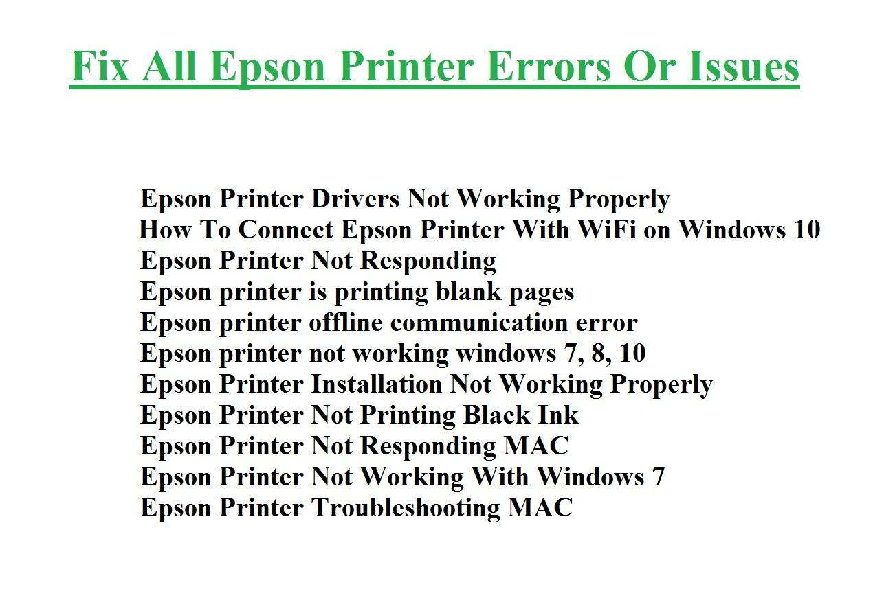 Get Instant Epson Support @+44-800-046-5700 for Epson
