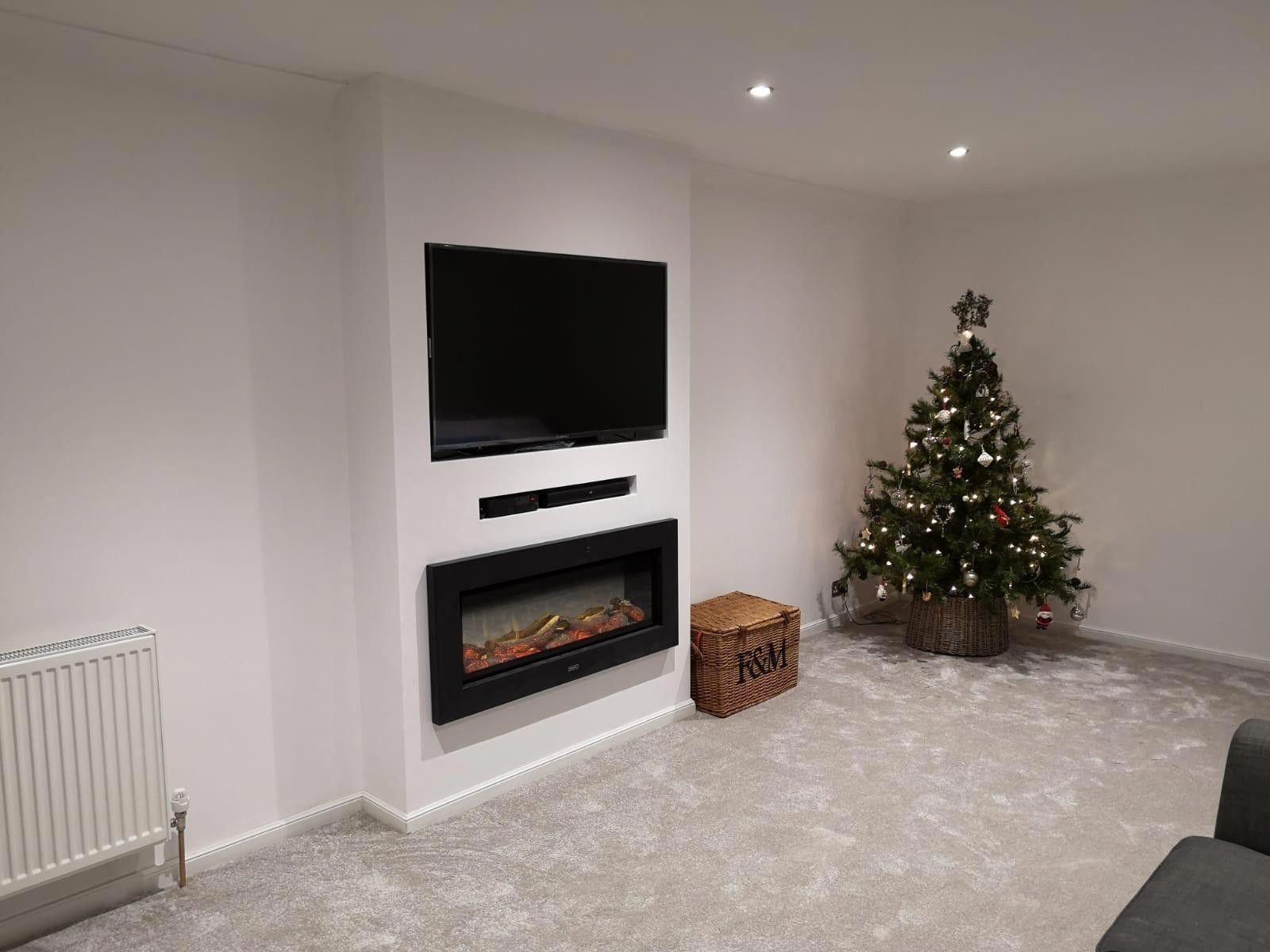Pin On Chimney Decor Living Room