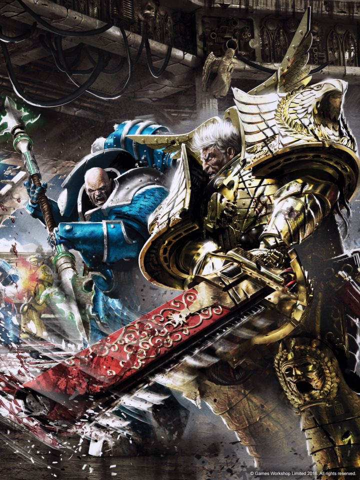 Resultado de imagen de horus heresy imperial fist art mars