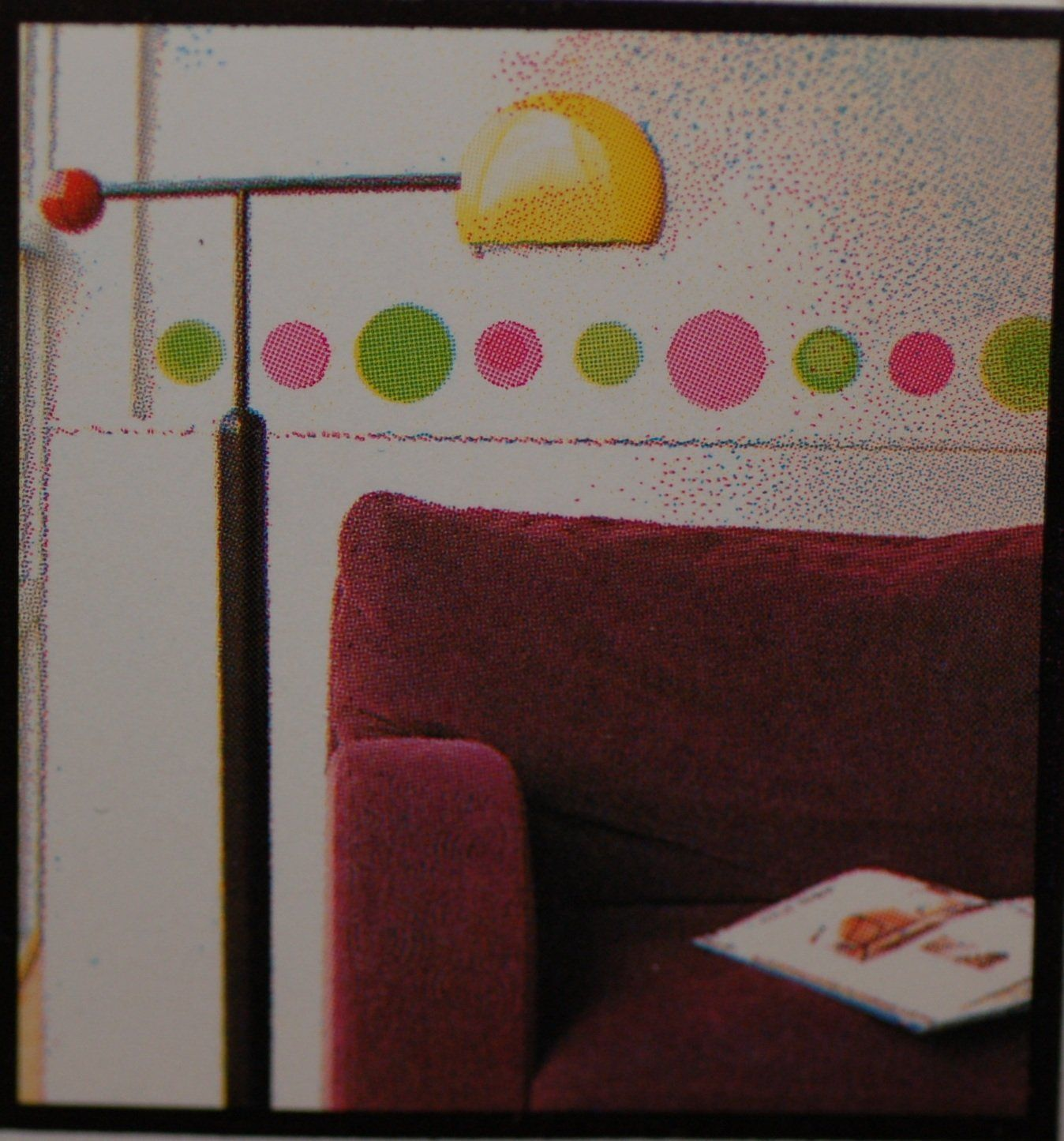 Main Street Wall Creations   Jumbo Stickers   Pink And Green Dots **  Special Product Part 41