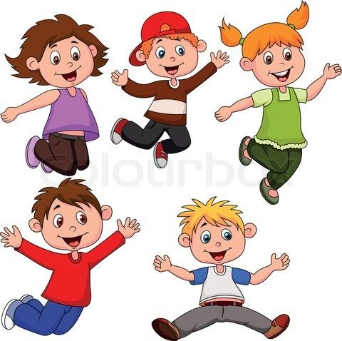 cartoon - Cartoon Children Images