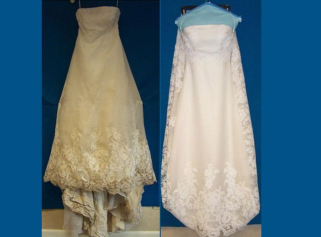 Dry Cleaning Bridal Gown | Wedding Images | Pinterest | Dry cleaning ...