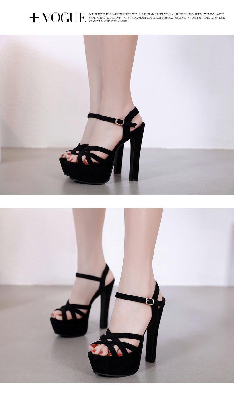 Model Sandal Tinggi Wanita Terbaru - Juwitala