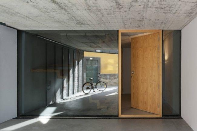 Beton Haus Moderne Innenarchitektur Porto