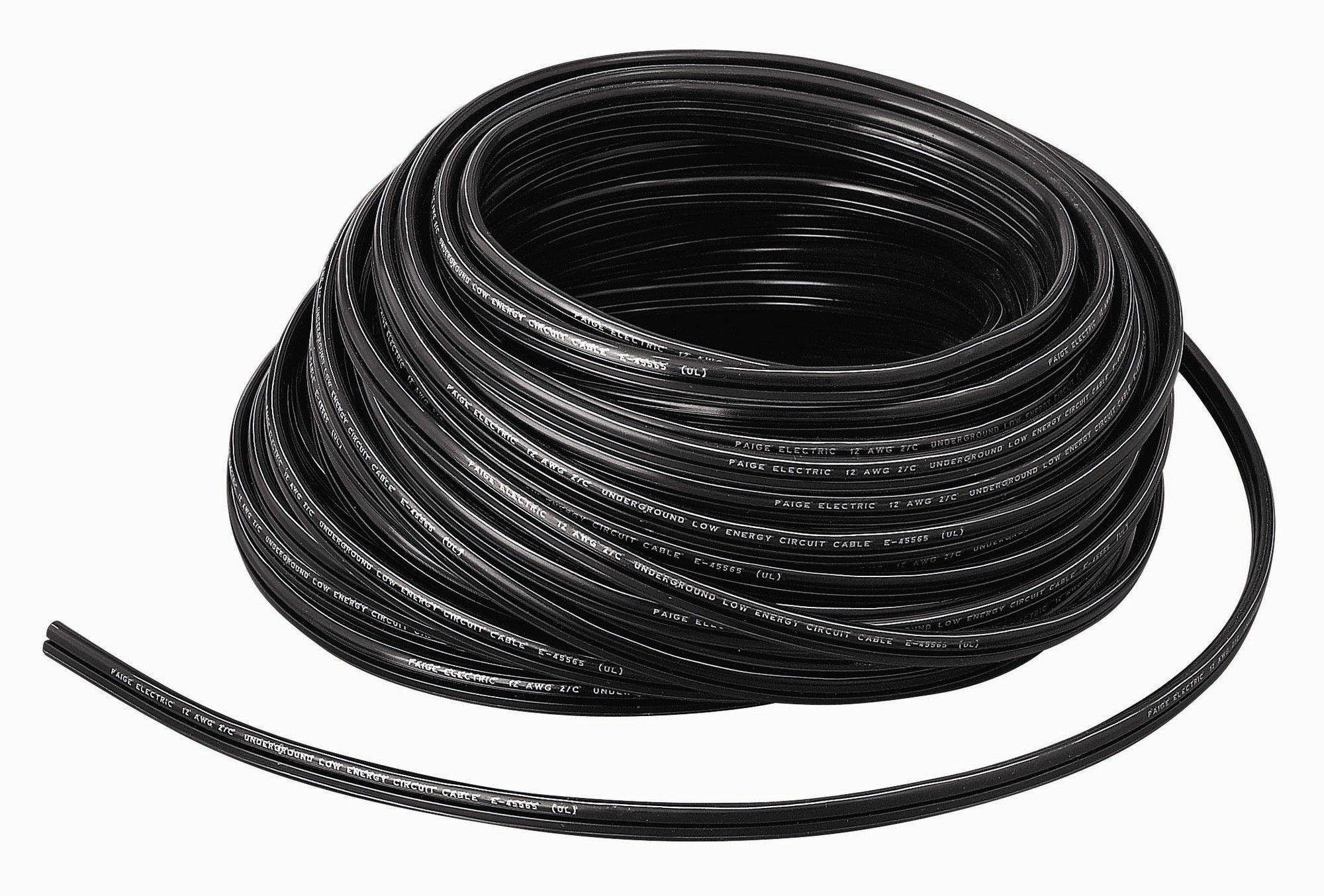 wire 12 gauge 100 feet wire spool electrical supplies outdoor lighting landscape lighting [ 2000 x 1354 Pixel ]