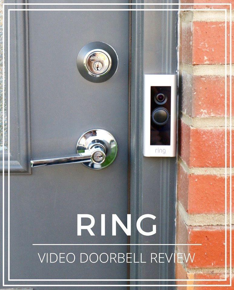 Ring Video Doorbell Ring Doorbell Review Ring Doorbell Doorbell Ring Video Doorbell