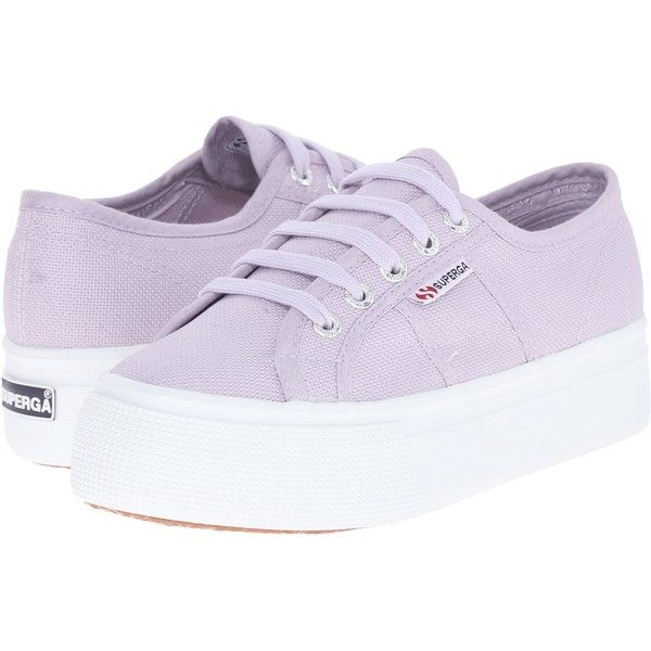 Womens Shoes Superga 2790 Acotw Light Purple