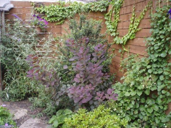 Landschaftsbau » Ideen Für Gartengestaltung Den Hinterhof In Schönen Garten  Verwandeln #garten #gartengestaltung