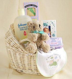 Baby Shower Baskets