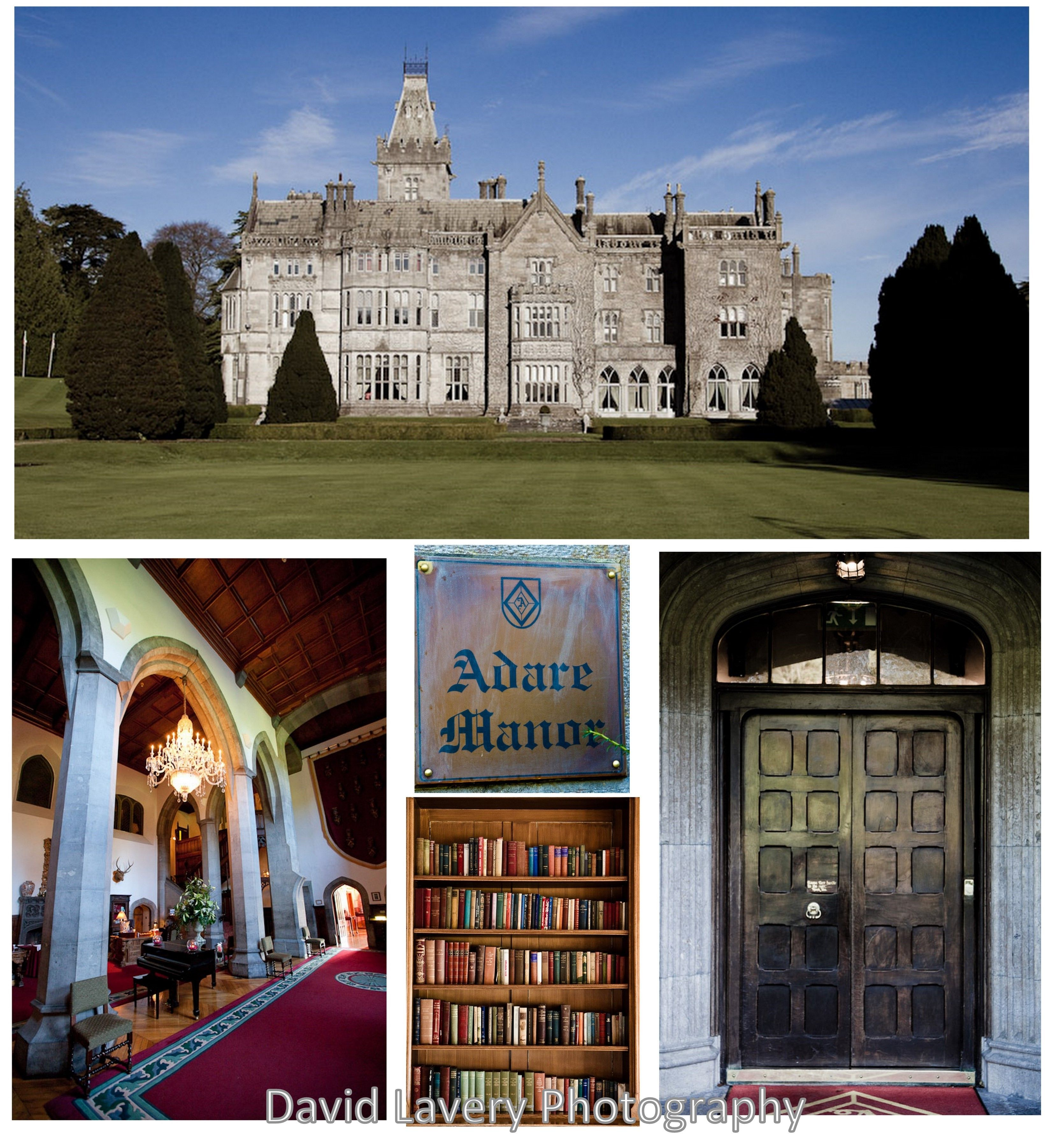 Adare Manor Wedding Is A Popular Choice For American