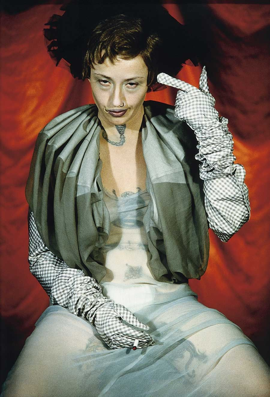 """a report on the life and work of cindy sherman an american artist Catering to this breed, christie's is selling 21 of cindy sherman's """"untitled film stills"""" in a single lot during its nov 12 evening sale of postwar and contemporary art in new york."""