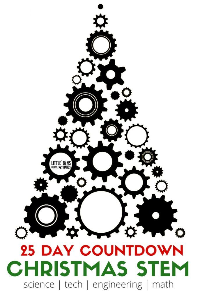 25 Days Of Christmas Activities Christmas Stem Activities Christmas Stem Christmas Stem Projects