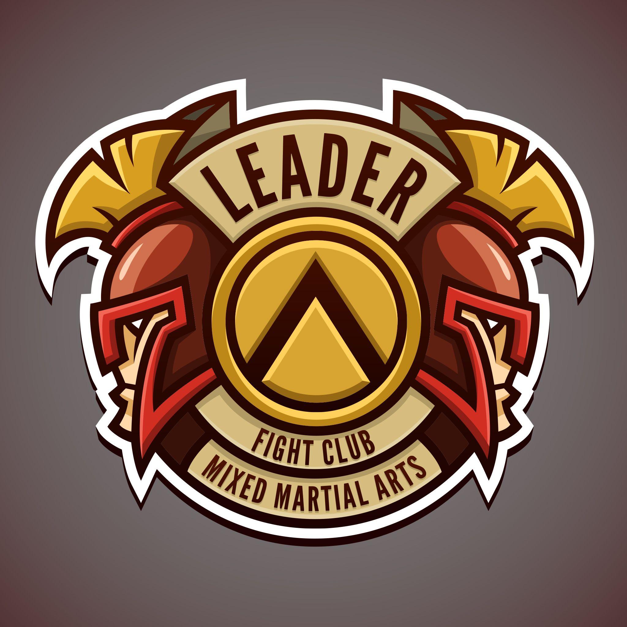 Mixed Martial Arts Games: Game Logo Design, Game Logo, Logo Design