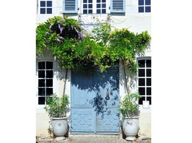 Entree maison auvent vegetal Home Déco Pinterest House facades