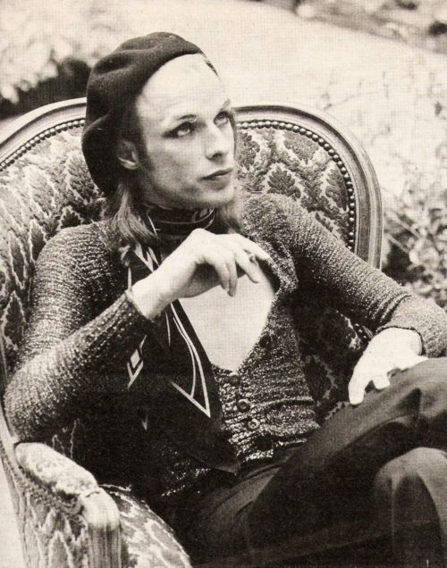 Brian Eno. Roxy Music; Here Come The Warm Jets, Taking Tiger Mountain By Strategy, Discreet Music, My Life in th Bush of Ghosts - all on vinyl. Even got box #47 of his Oblique Strategies but lent them to a friend and never got it back. :(