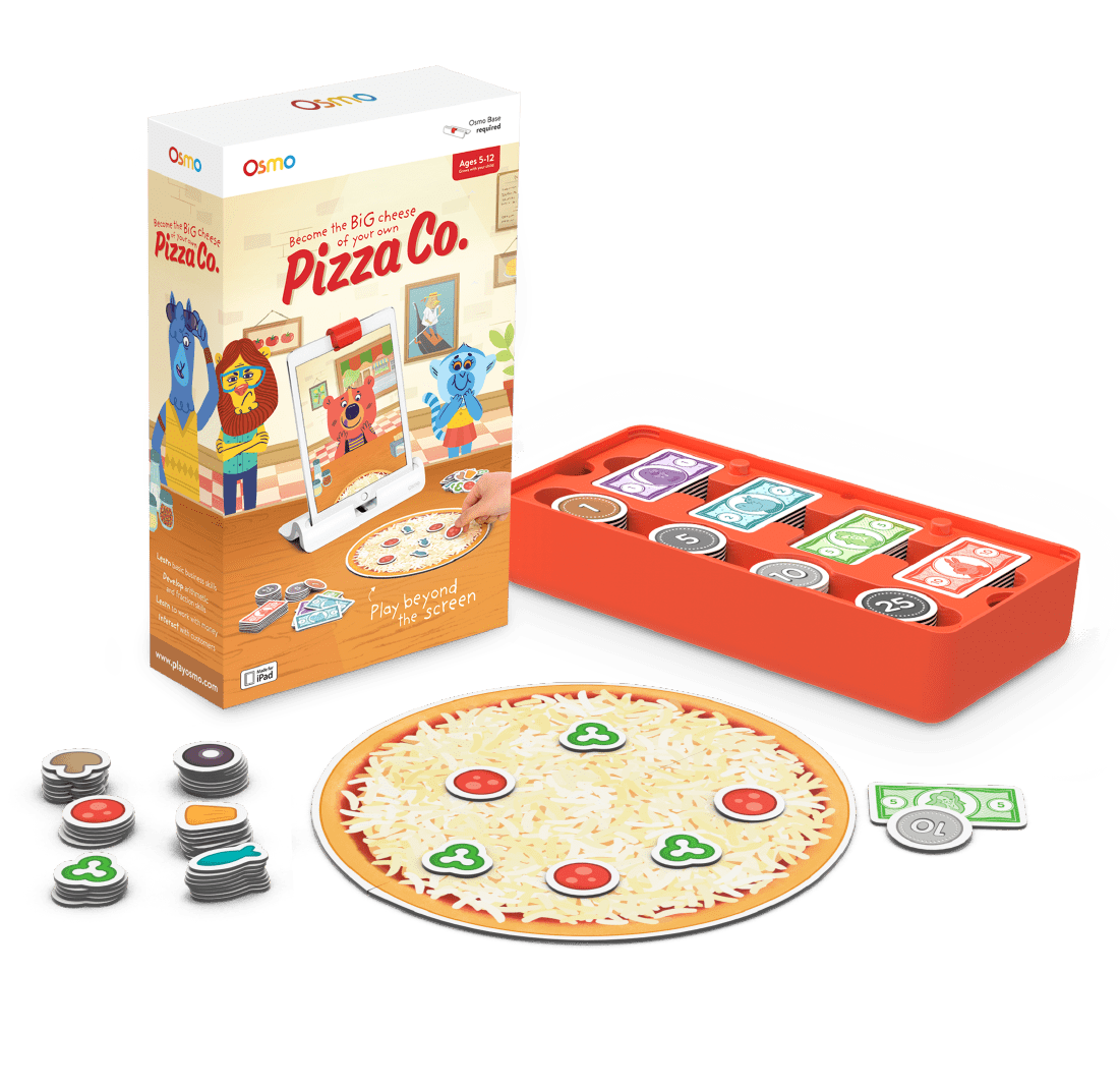 Osmo Pizza Co Educational games, Game based, Pizza games